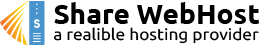 ShareWebHost – a reliable provider of web hosting services